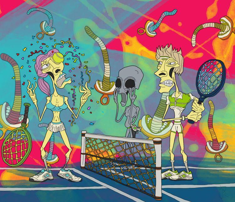 Wimbledon Risto Kay - TalenthouseArtist - talenthouse | ello