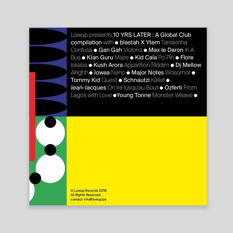 Compilation Poster design 10 ye - timcolmant | ello