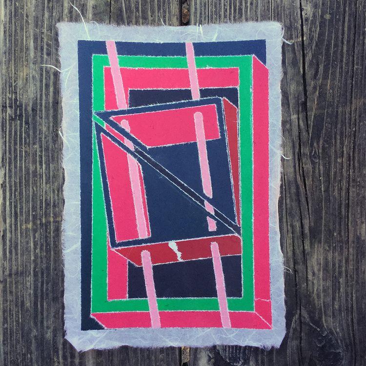 Work - art, collage, drawing - rjharrington | ello