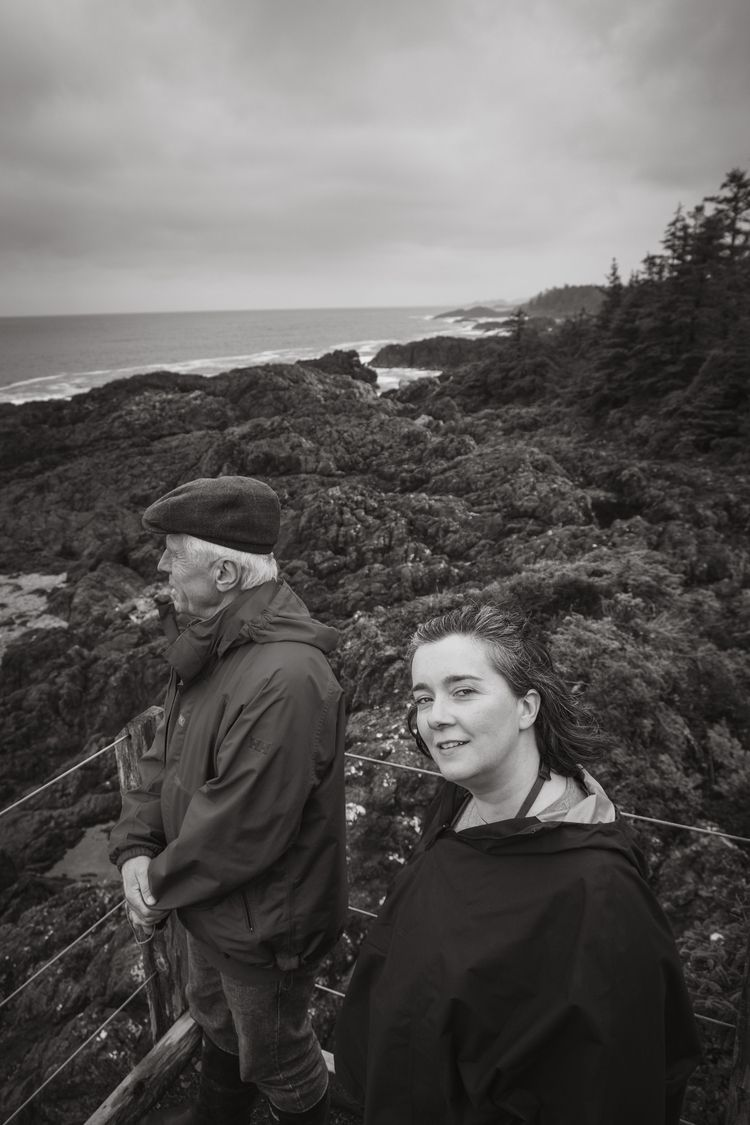 Ukee Wandering, Ucluelet, BC - aovbnw - kch | ello