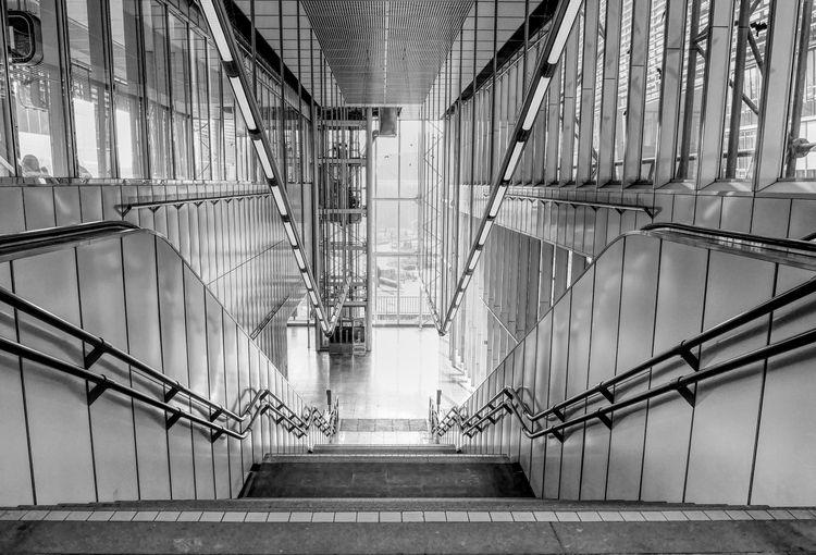 Train Stadion Handelskai Vienna - chris_schauer | ello
