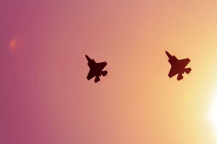 Overhead IX, 2018 • IAF Adir ai - talpazfridman | ello