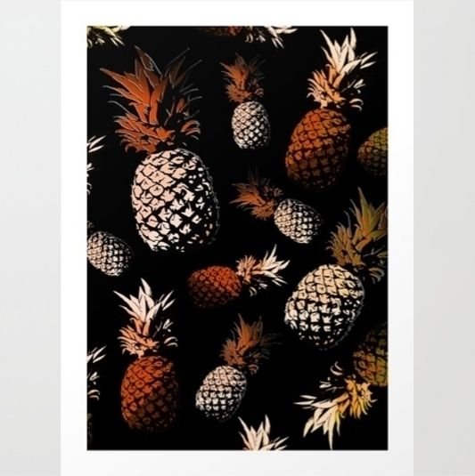 Pineapple pattern - szilvidsgn | ello