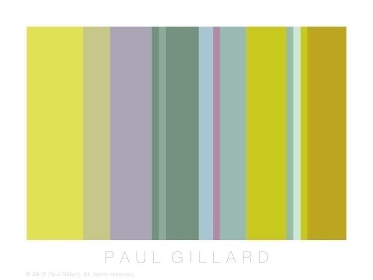 Title: 'Stripes - design 001' C - paulgillard | ello