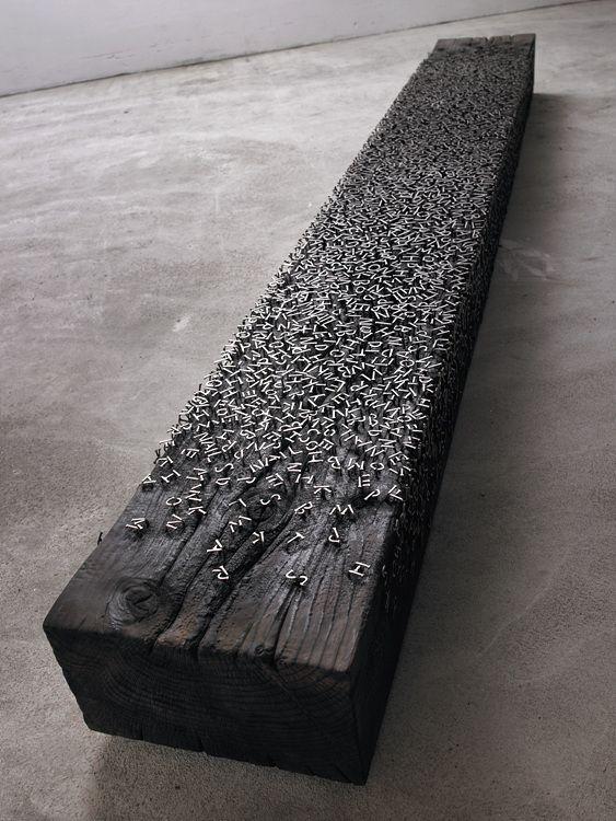 LEE JAE HYO - leejaehyo, wood, nails - sophiegunnol | ello