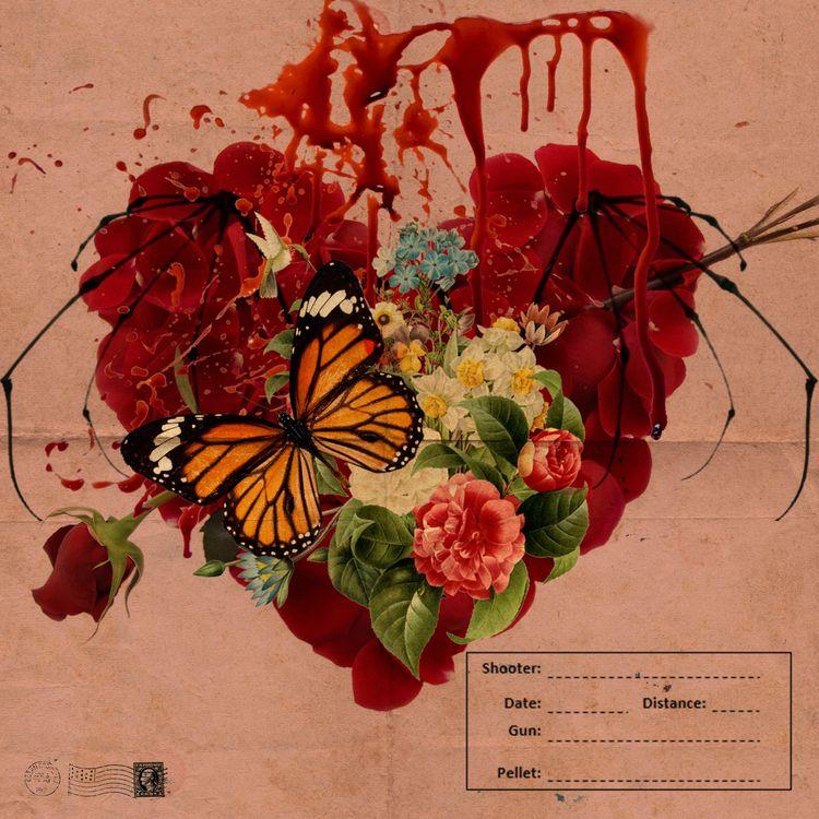 Love scam collage art - photoshop - akang007 | ello