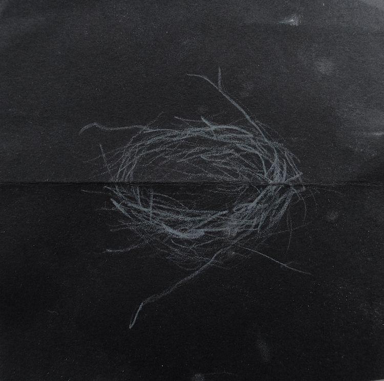 4x4 chalk pastel black board - ellodrawing - hemlockend | ello