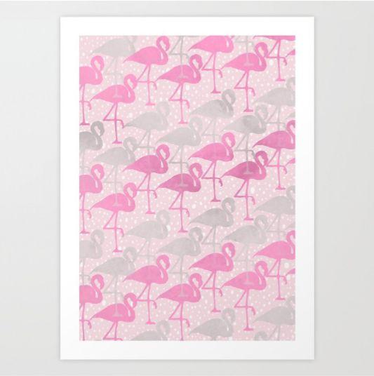 Pink flamingos - szilvidsgn | ello