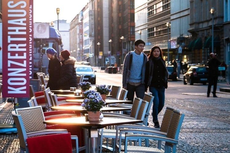 streetphotography, street, Berlin - boshkotrajkovski | ello