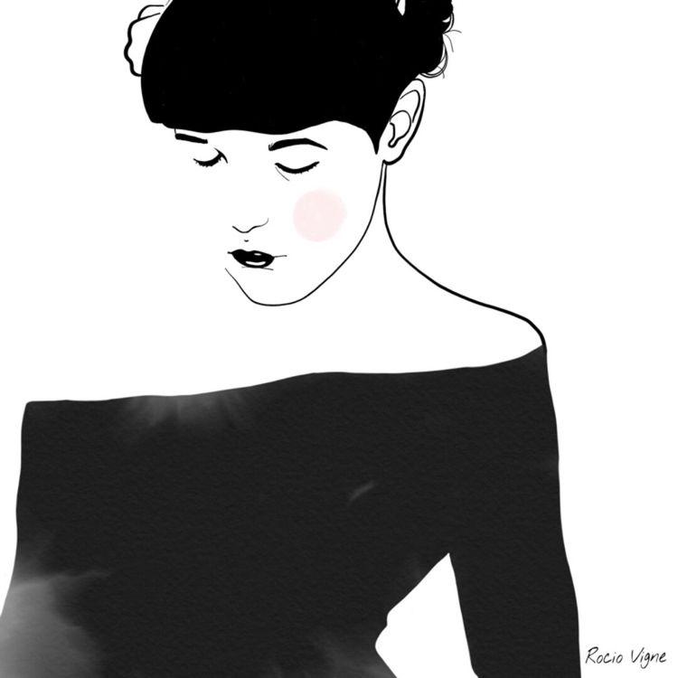 Daydreaming... Rocio Vigne - art - rociovigne | ello