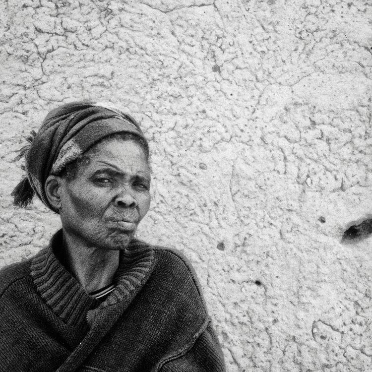 portrait elderly Xhosa woman fr - shaunlombard | ello