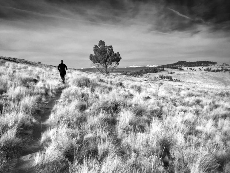 Trail running high desert - atrailrunningguy | ello