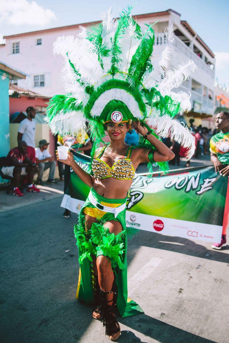 St. Maarten Carnival 2018; Clic - bernardalexander | ello