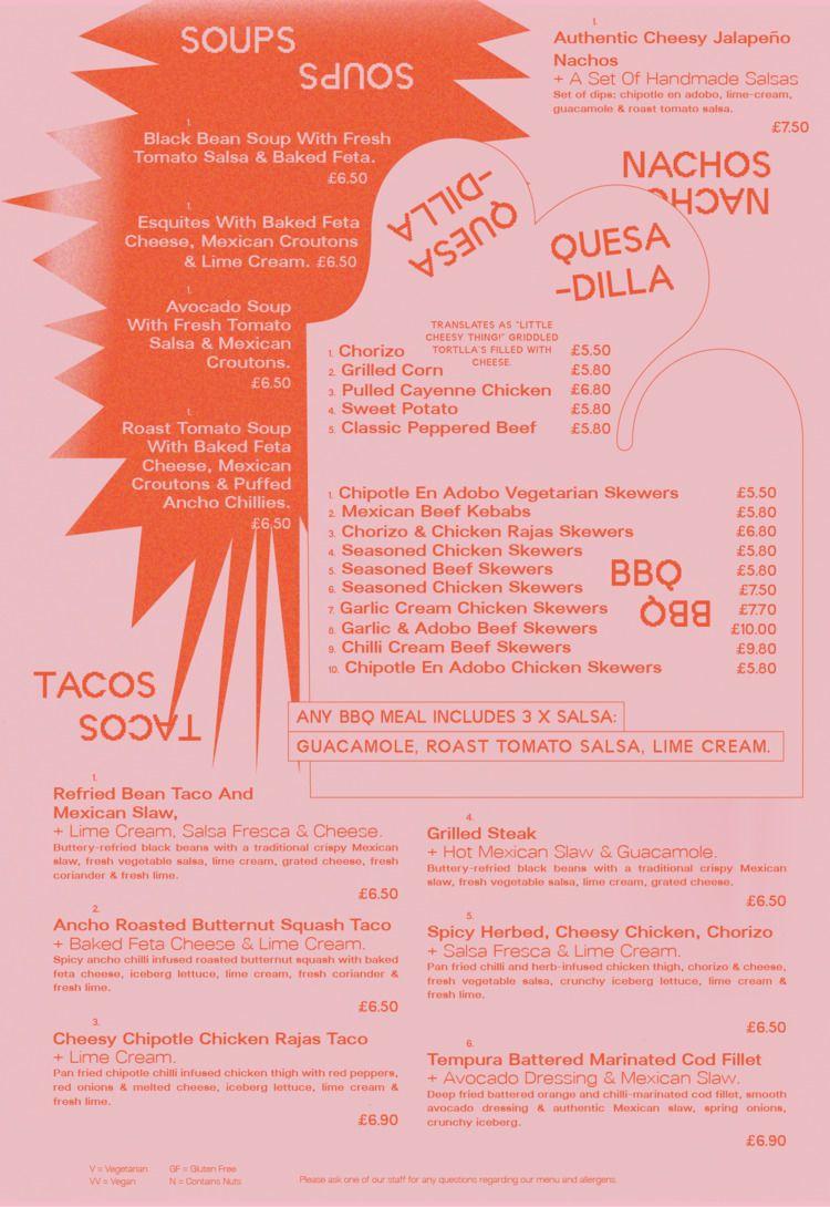 menu draft - stephcne | ello