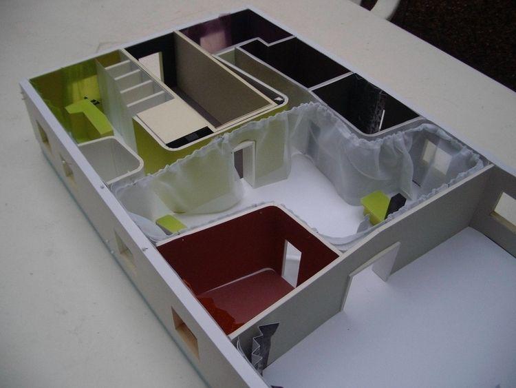 design intérieur, couleurs - ateliersandrabinder | ello