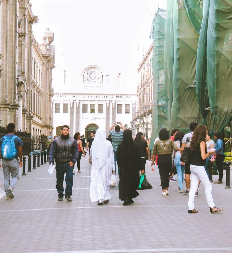 Plaza de Aarmas - Lima 08/05/20 - coraimavaldezr | ello