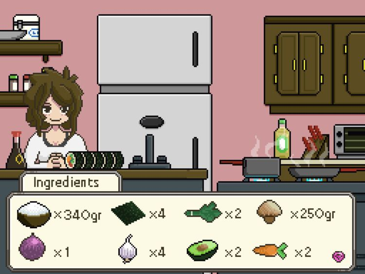 Upcoming cooking tutorials - pixelart - odesssa | ello