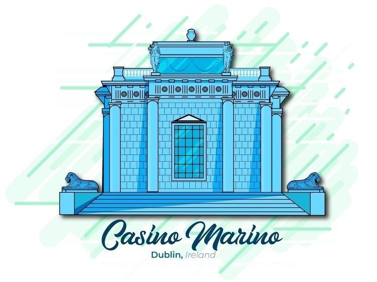 Casino Marino Dublin, Ireland C - artmker | ello