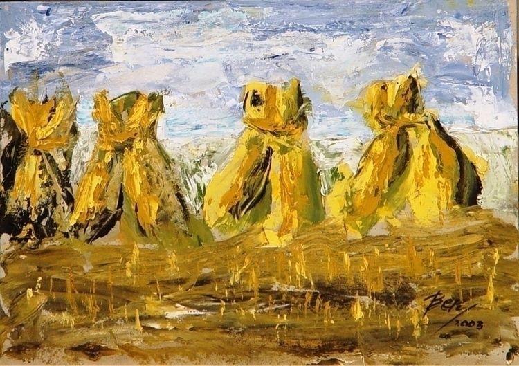 De oogst. 2003 Ben (Bernard Mar - ben-peeters | ello