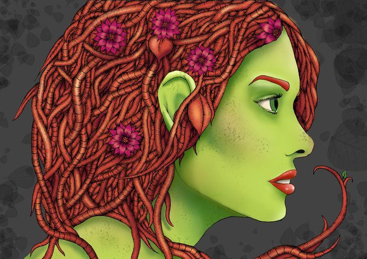 Poison Ivy - jennarmy | ello