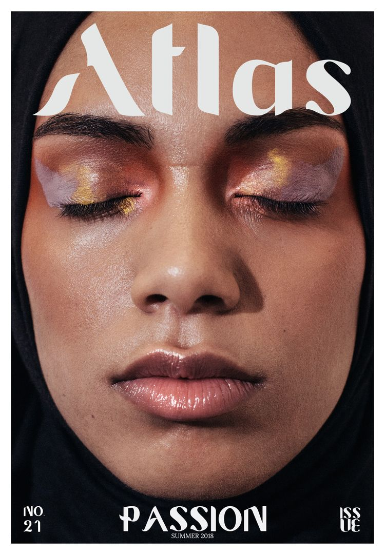Atlas Magazine – Passion Issue  - meganbreukelman | ello
