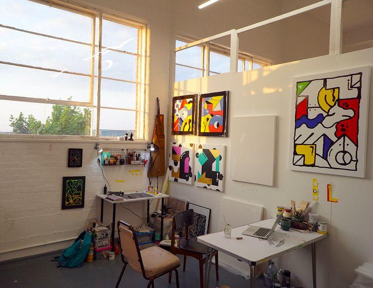 beautiful light studio yesterda - darrenjohn | ello