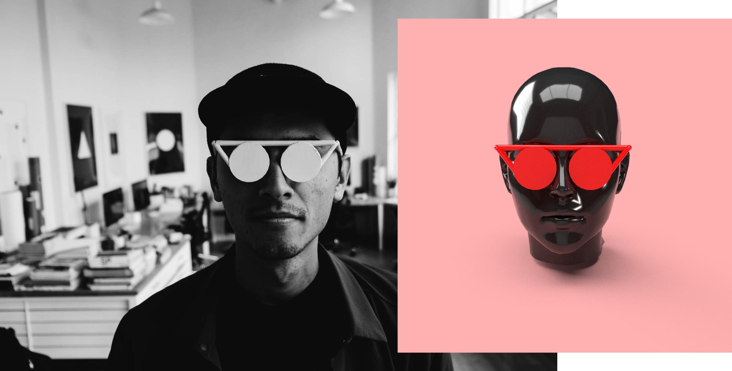 3D printed VR designed HMD (Hea - lucian | ello