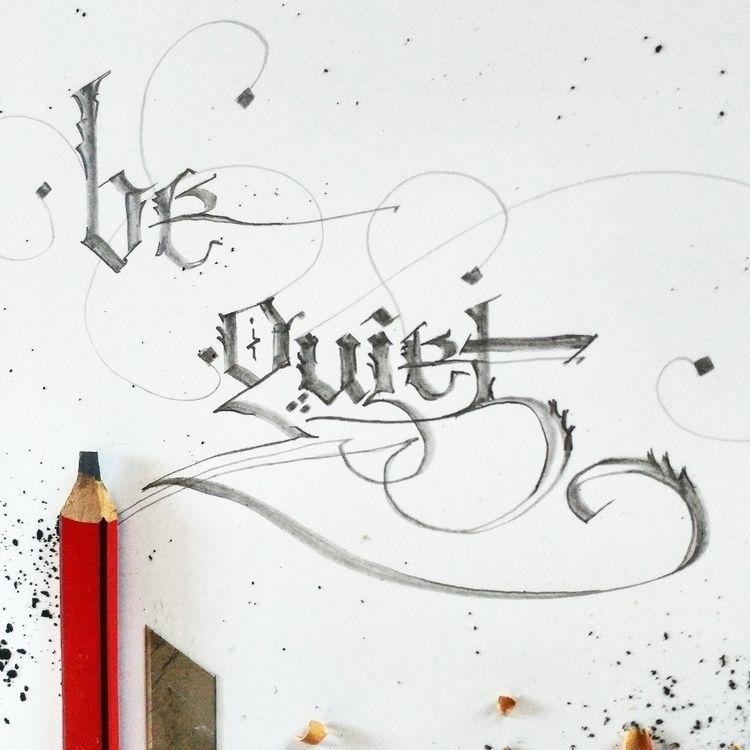 Learning  - handlettering, lettering - nokkelen | ello