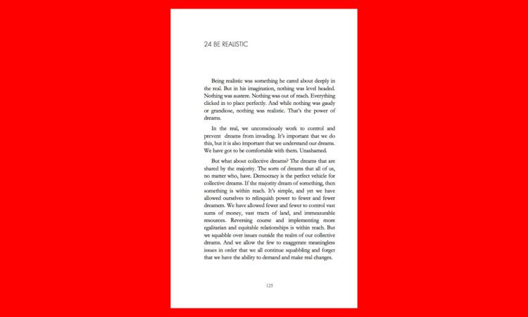 Manifesto page 125 - dayvmattt | ello