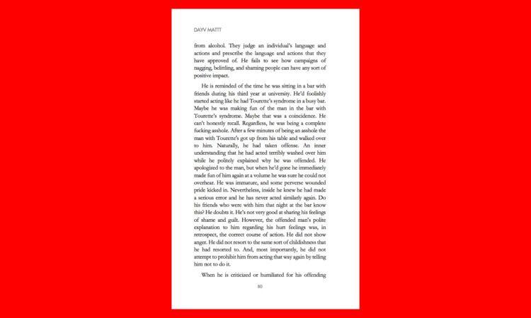Manifesto page 80 - dayvmattt | ello