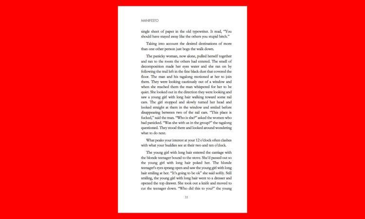 Manifesto page 35 - dayvmattt | ello