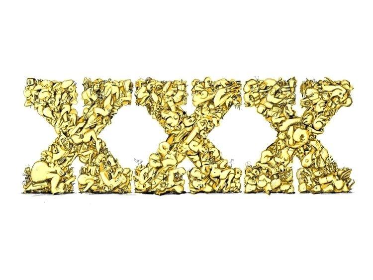XXX - digitaldrawing, digitalpainting - krsl | ello