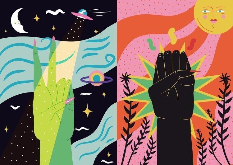diversity peace magazine - albablazquez | ello