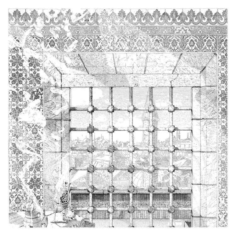 « Les Brûle-Parfums » 110 cm - bruleparfum - dh_819 | ello