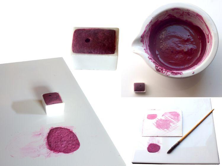 bucket cochineal mexico :copyri - damour | ello