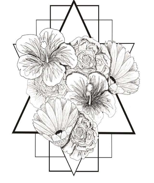 tattoo design illustrator - palseya | ello