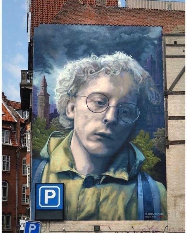 Artist: Sonny Lindberg Location - streetartunitedstates | ello