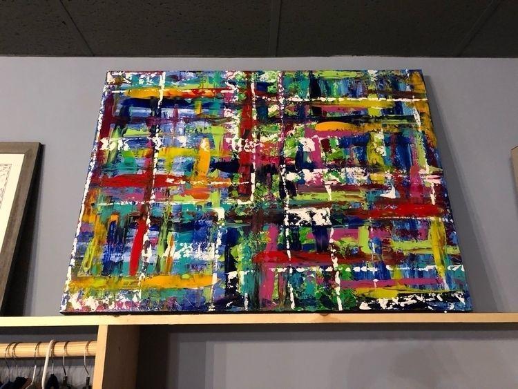 Renewal 30x40 Acrylic canvas $2 - melpeabody | ello