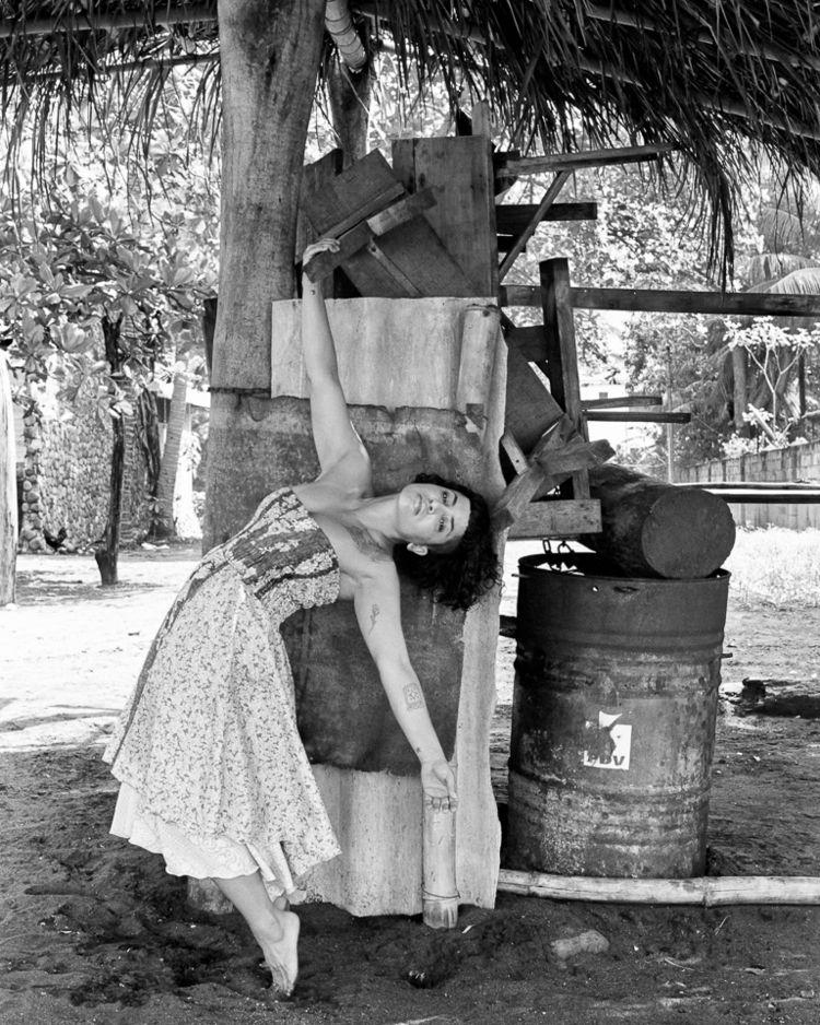 Irma, El Salvador - NikonFE, Kodak - stanleyomar | ello