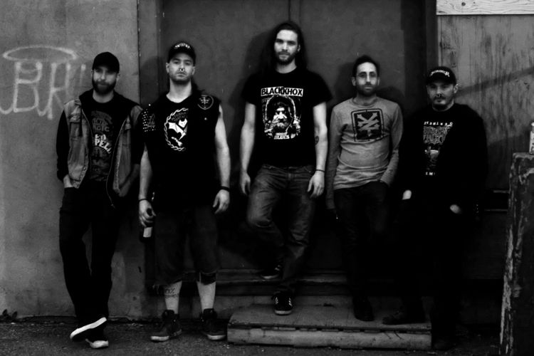 Slother. Sludge band Quebec cit - brissphoto | ello