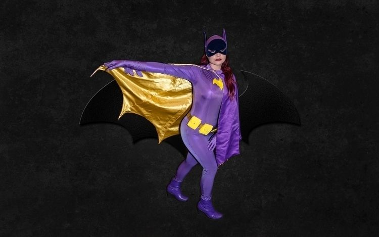 Batgirl aka Scarlettfoxx - comic, - davidapeterson | ello