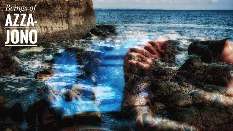 wall meets sea, slumber, dreams - tvansantana | ello