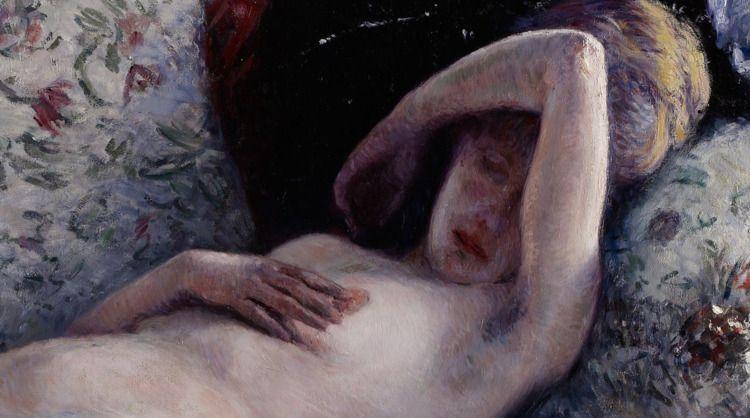 Gustave Caillebotte \\\ Nude Co - -ba | ello