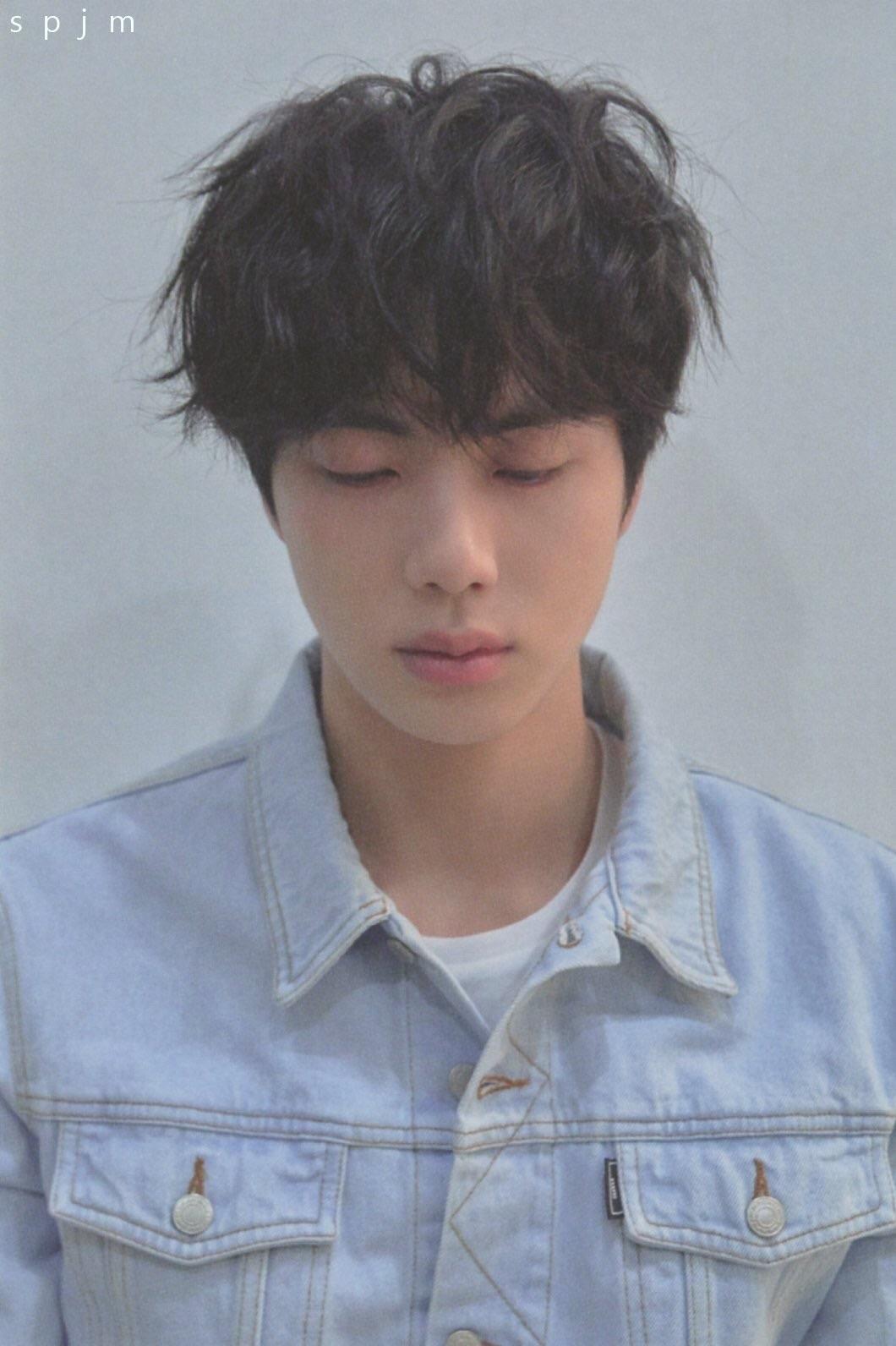 [BTS] KIM SEOKJIN ↳ 轉 'Tear' Co - jinpics | ello