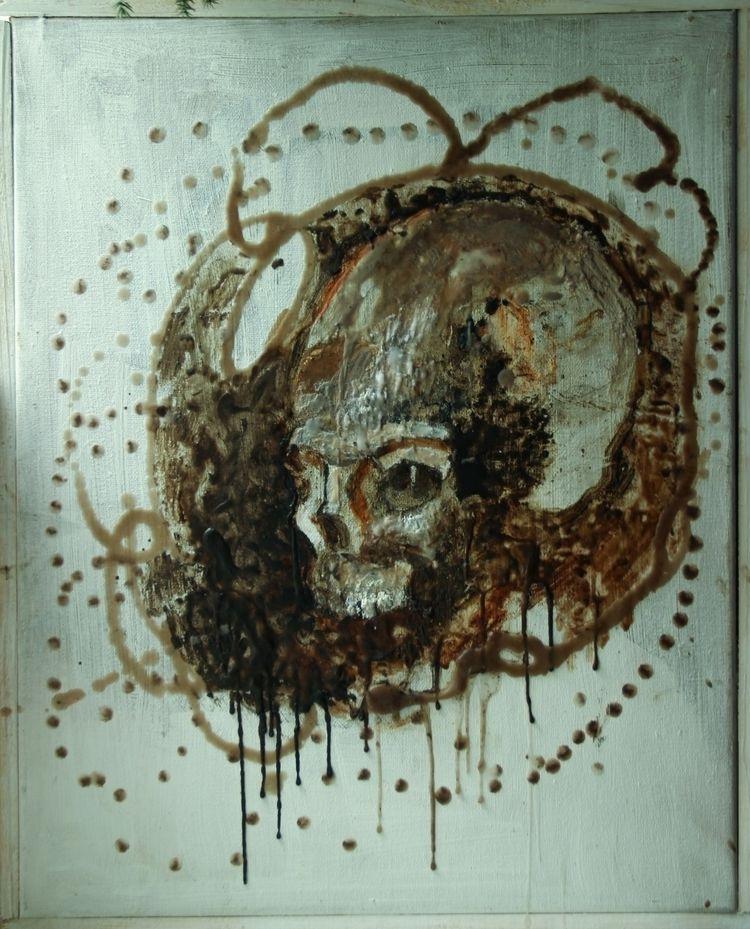 Skull melting - shemet | ello