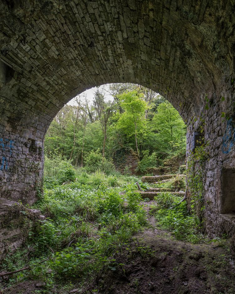 arched furnace bays historic (i - forgottenheritage | ello