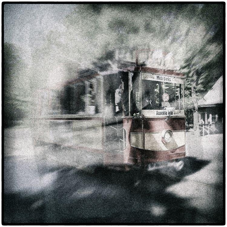 2016. Photo SVIATOSLAV. Tram. e - sviatoslavs | ello