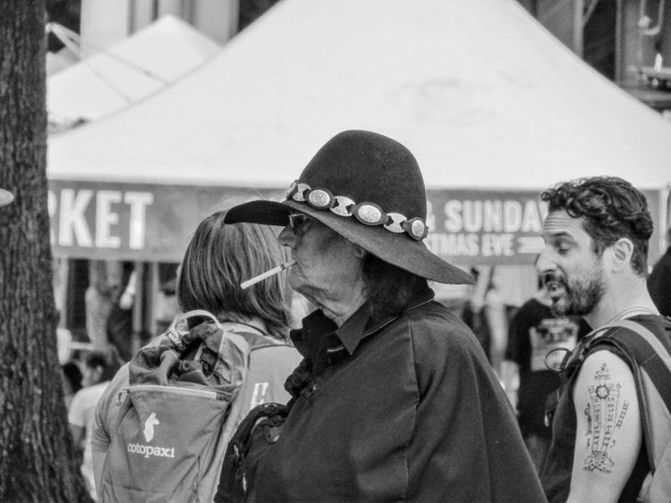 Hat Smoke Saturday Market - tehranchik | ello