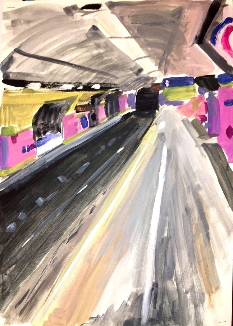 Estación de metro Nuñez Balboa - jaimemv | ello