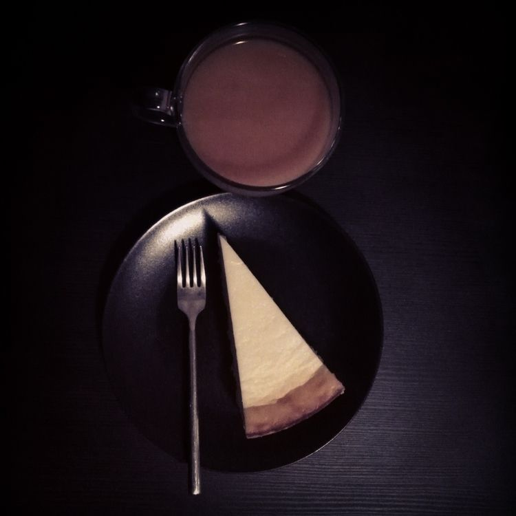 Geoabstract tea cheesecake - photography - avakelly | ello